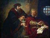 Calvino y Servet