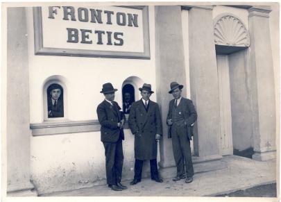 Frontón Betis de Sevilla