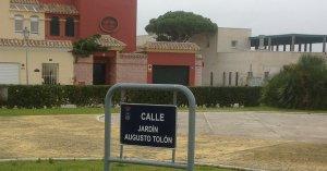 Jardín Augusto Tolón
