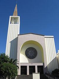 Catedral de Tánger