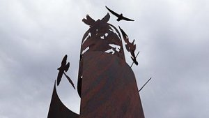 Escultura Aguaucho