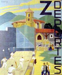 Azulejo Deportes Z