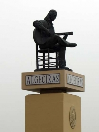 Paco deLucía en Algeciras