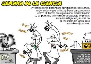Viñeta Forges ciencia