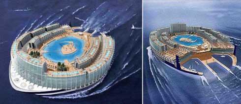 barcos isla