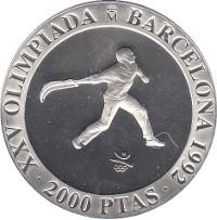 Moneda Barcelona'92