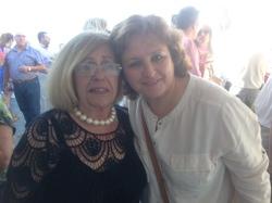 Hilda y Paqui