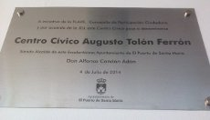Centro Cívico Augusto Tolón