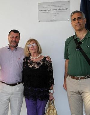 foto con alcalde