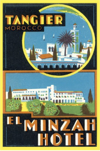 hotel minzah
