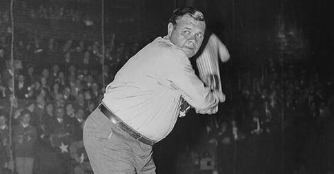 Babe Ruth en La Habana