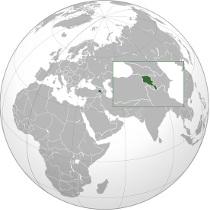Armenia en el mundo